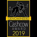 Genomineerd Cashcow Award 2019