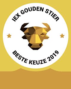 Nominatie beste vermogensbeheerder Gouden Stier 2019