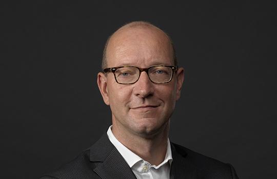Erik Beekes directeur