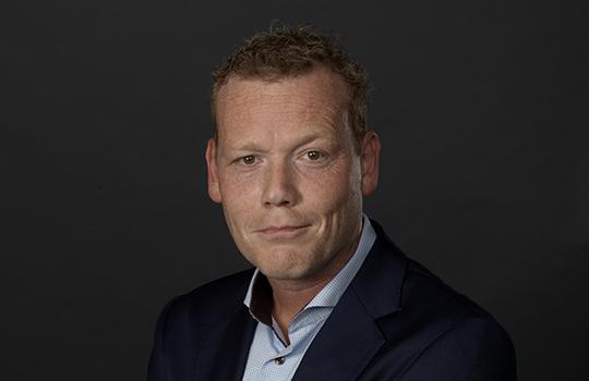 Richard de Jong directeur