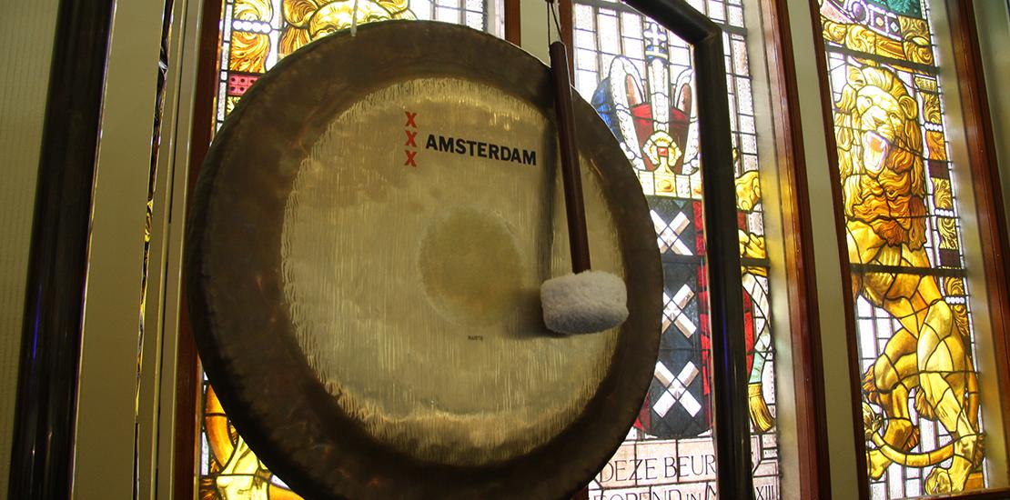 Van Lieshout & Partners openen Euronext Amsterdam