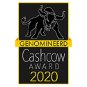 Genomineerd Cashcow Award 2020