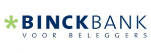 Binckbank button