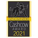 Genomineerd Cashcow Award 2021